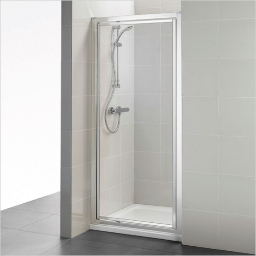 Ideal Standard - Bathrooms - New Connect 900mm Pivot Door - Alcove