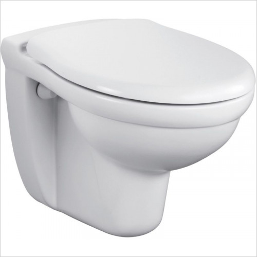 Ideal Standard - Bathrooms - Alto Wall Mounted WC Pan