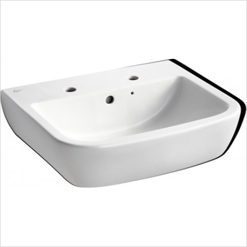 Ideal Standard - Bathrooms - Tempo 550mm Washbasin, 2TH