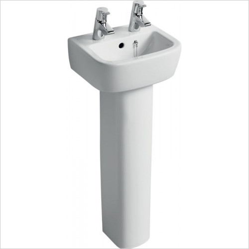 Ideal Standard - Bathrooms - Tempo 350mm Handrinse Washbasin, 2TH