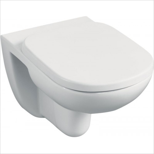 Ideal Standard - Bathrooms - Tempo Wall Mounted WC Pan