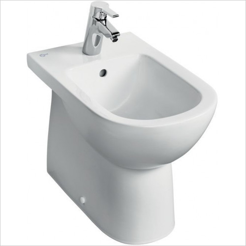 Ideal Standard - Bathrooms - Tempo Back To Wall Bidet, 1TH