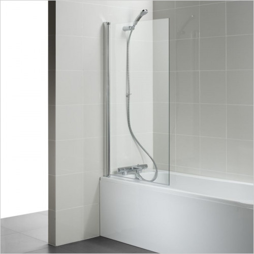 Ideal Standard - Bathrooms - New Connect Angle Bath Screen