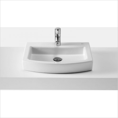 Roca - Hall On Countertop Basin 520 x 440mm 1TH