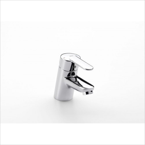Roca - Victoria (V2) Smooth Body Basin Mixer