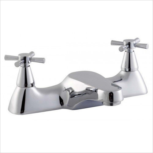 Roca - Danube Cross Bath Filler