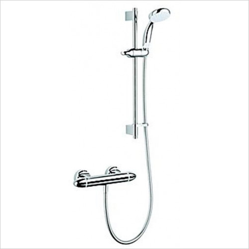Mira - Coda Pro EV Bar Shower & Kit