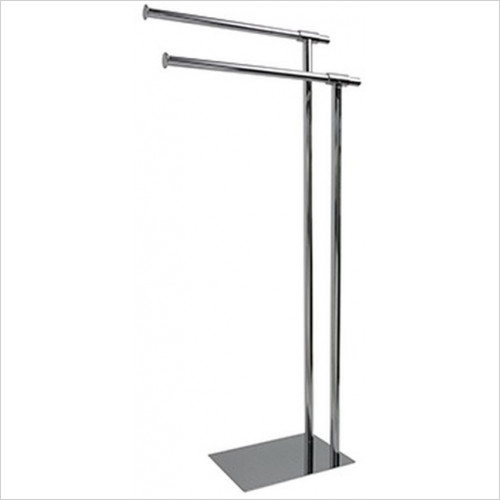 Miller From Sweden Accessories - Classic Freestanding Towel Holder