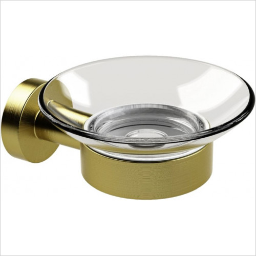 Miller From Sweden Accessories - Bond Soap Dish & Holder