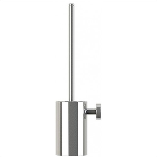 Miller From Sweden Accessories - Bond Wall Mounted Toilet Brush Set