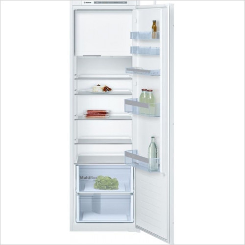 Bosch - Serie 4 177 x 54cm Built In Fridge With 4* Ice Box