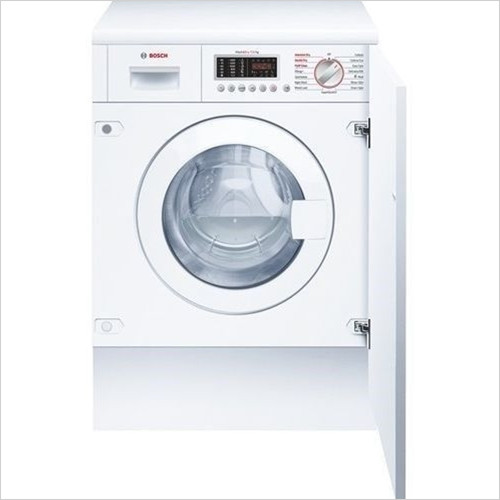 Bosch - Serie 6 Front Loading Washer Dryer 7kg/4kg 1400rpm