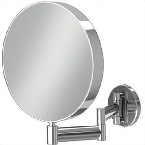 HiB Accessories - Helix Round Magnifying Mirror Ø20cm