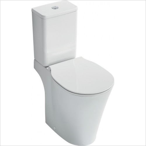 Ideal Standard - Bathrooms - Concept Air Close Coupled Cistern 4/2.6 Litre