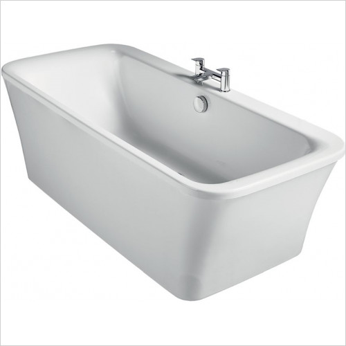 Ideal Standard - Bathrooms - Concept Air 1700 x 790mm Freestanding Double Ended Bath