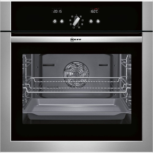 Neff - Single Pyrolytic Oven With CircoTherm