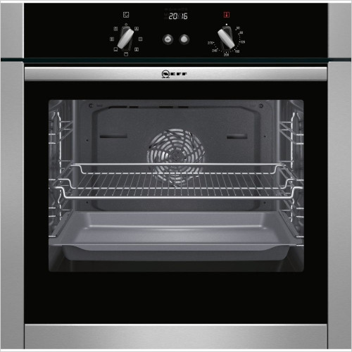 Neff - Slide & Hide Single Oven With CircoTherm