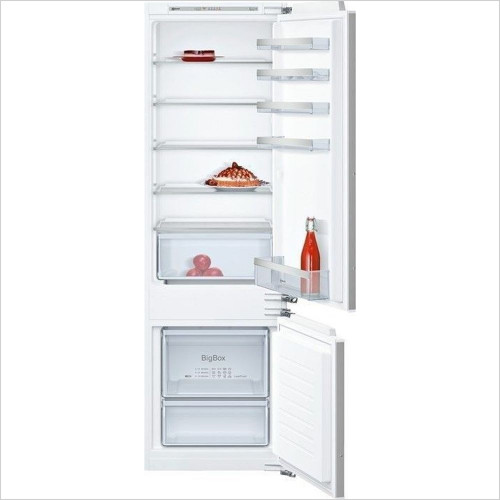 Neff - 177 x 54cm Low Frost Bottom Freezer