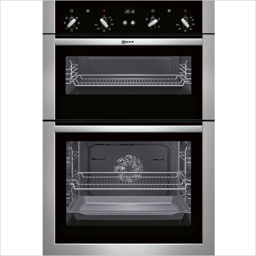 Neff - Double Oven With CircoTherm
