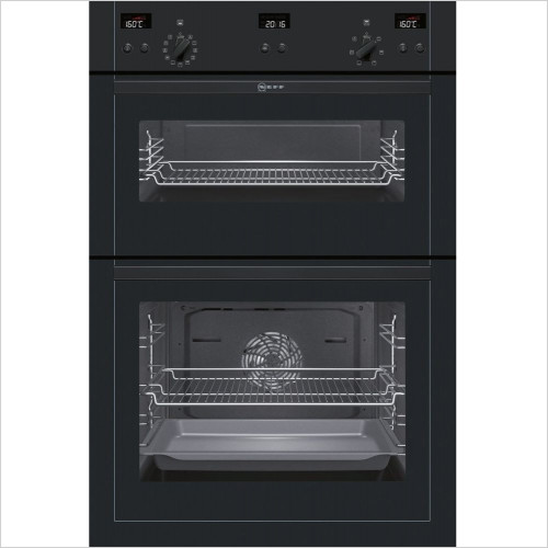 Neff - Double Oven With CircoTherm, Electronic