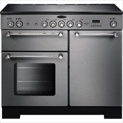 Rangemaster Appliances - Kitchener 100cm Range Cooker, Ceramic