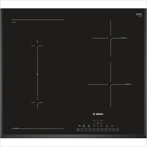 Serie 4 60cm Induction Hob
