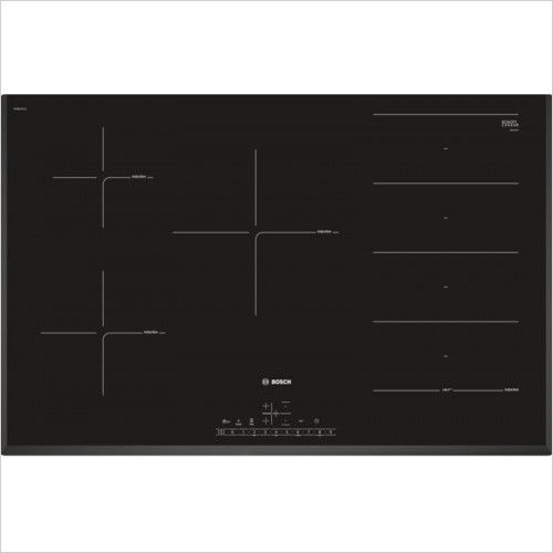 Bosch - Serie 8 80cm Flexinduction Hob