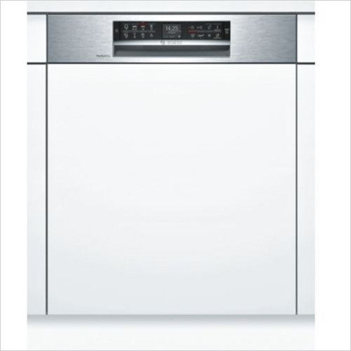 Bosch - Serie 6 60cm Semi Integrated Dishwasher