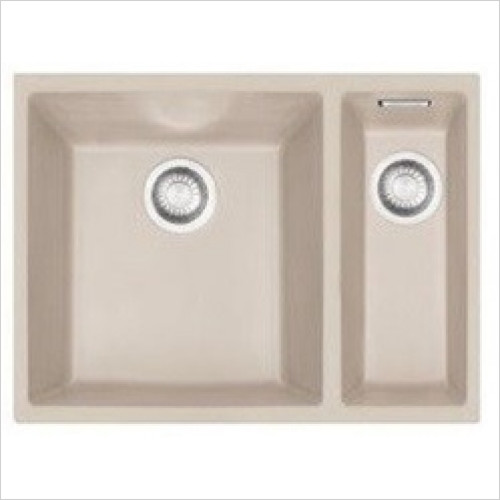 Franke Sinks & Taps - Sirius 1.5 Bowl Tectonite Sink 605 x 480mm
