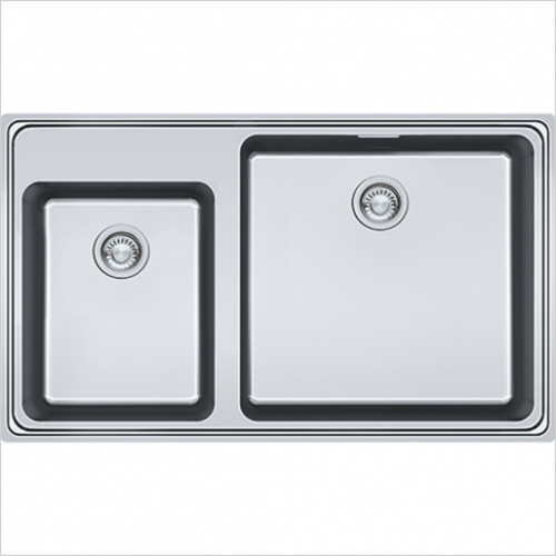 Franke Sinks & Taps - Slim Top 2.0 Bowl Sink