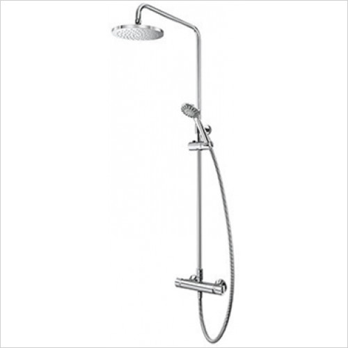 Aqualisa - Dual Outlet Thermostatic Valve