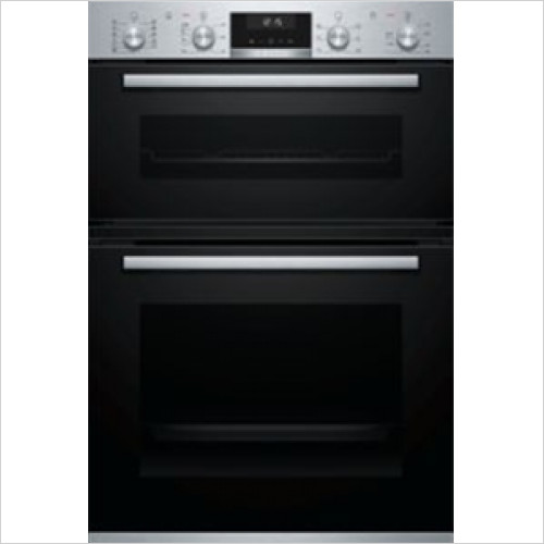 Bosch - Serie 6 Built In Double Oven