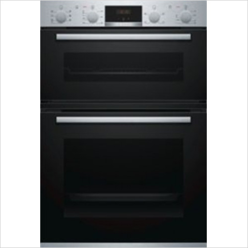 Bosch - Serie 4 Built In Double Oven