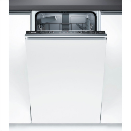 Bosch - Serie 2 45cm Fully Integrated Slimline Dishwasher