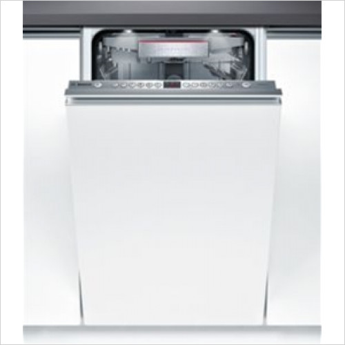 Bosch - Serie 6 45cm Fully Integrated Slimline Dishwasher