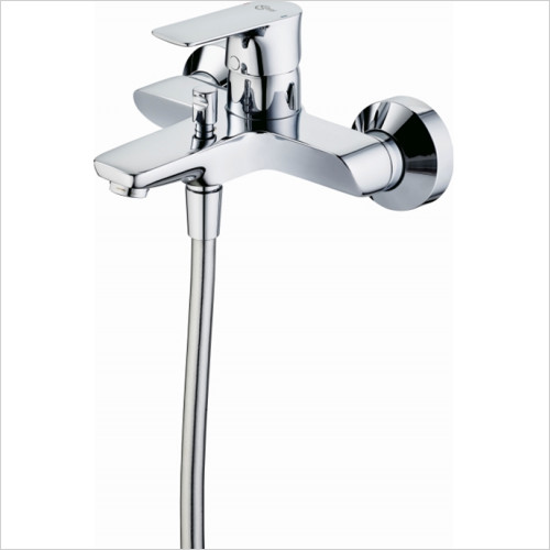 Ideal Standard - Bathrooms - Concept Air Wall Mounted Bath Shower Mixer