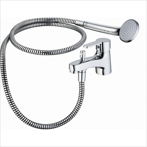 Ideal Standard - Bathrooms - Calista Single Lever 1 Hole Bath Shower Mixer