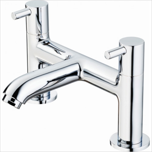 Ideal Standard - Bathrooms - Ceraline 2TH Dual Control Bath Filler