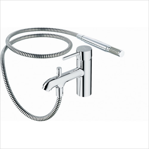 Ideal Standard - Bathrooms - Ceraline Single Lever 1 Hole Bath Shower Mixer