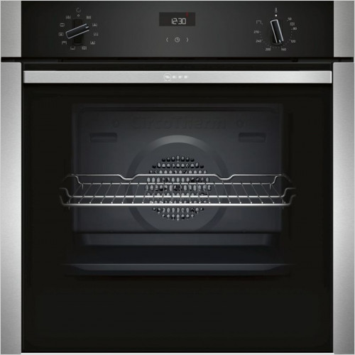 Neff - N50 Slide & Hide Single Oven CircoTherm
