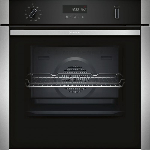 Neff - N50 Slide & Hide Single Pyrolytic Oven CircoTherm