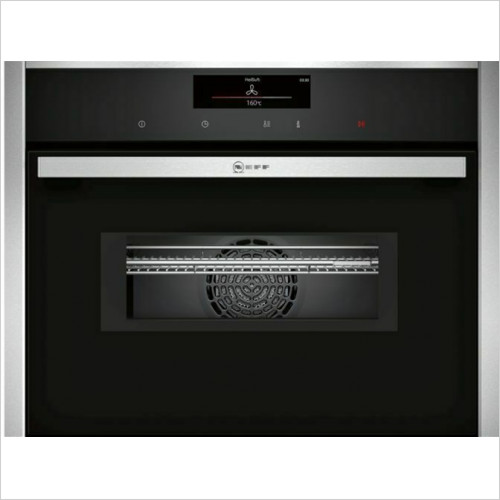 N90 Compact 45cm Oven With Microwave