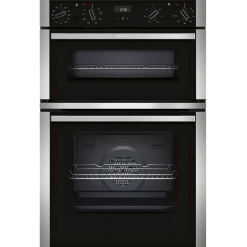 N50 Double Oven CircoTherm Main Oven