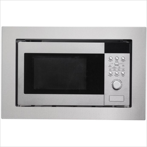 Framed Microwave