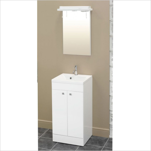 Estuary Bathrooms - Oslo 440mm Door Base Unit