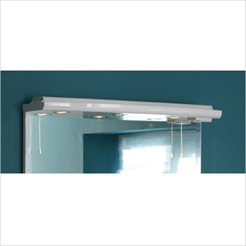 Estuary Bathrooms - Diamante 800mm Cornice