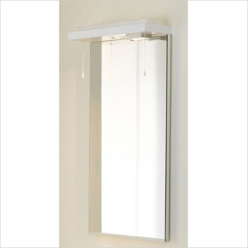 Estuary Bathrooms - Faro 390mm Cornice