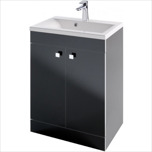 Estuary Bathrooms - Oslo 580mm Door Base Unit