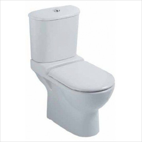 Estuary Bathrooms - Temptation/Kompact Soft Close Seat