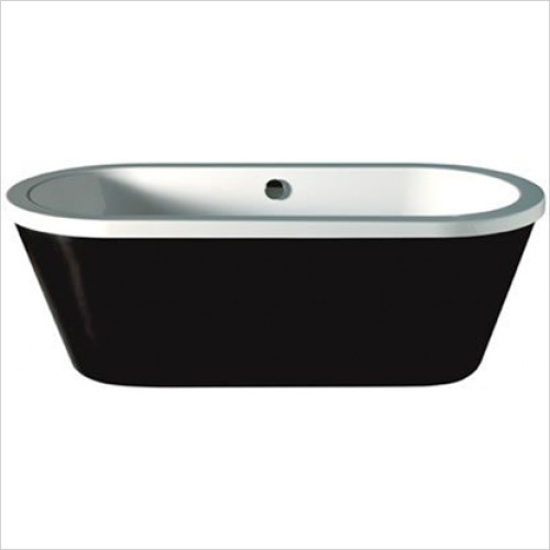 Estuary Bathrooms - Halcyon Freestanding Bath 1750 x 800 x 450mm, Carronite